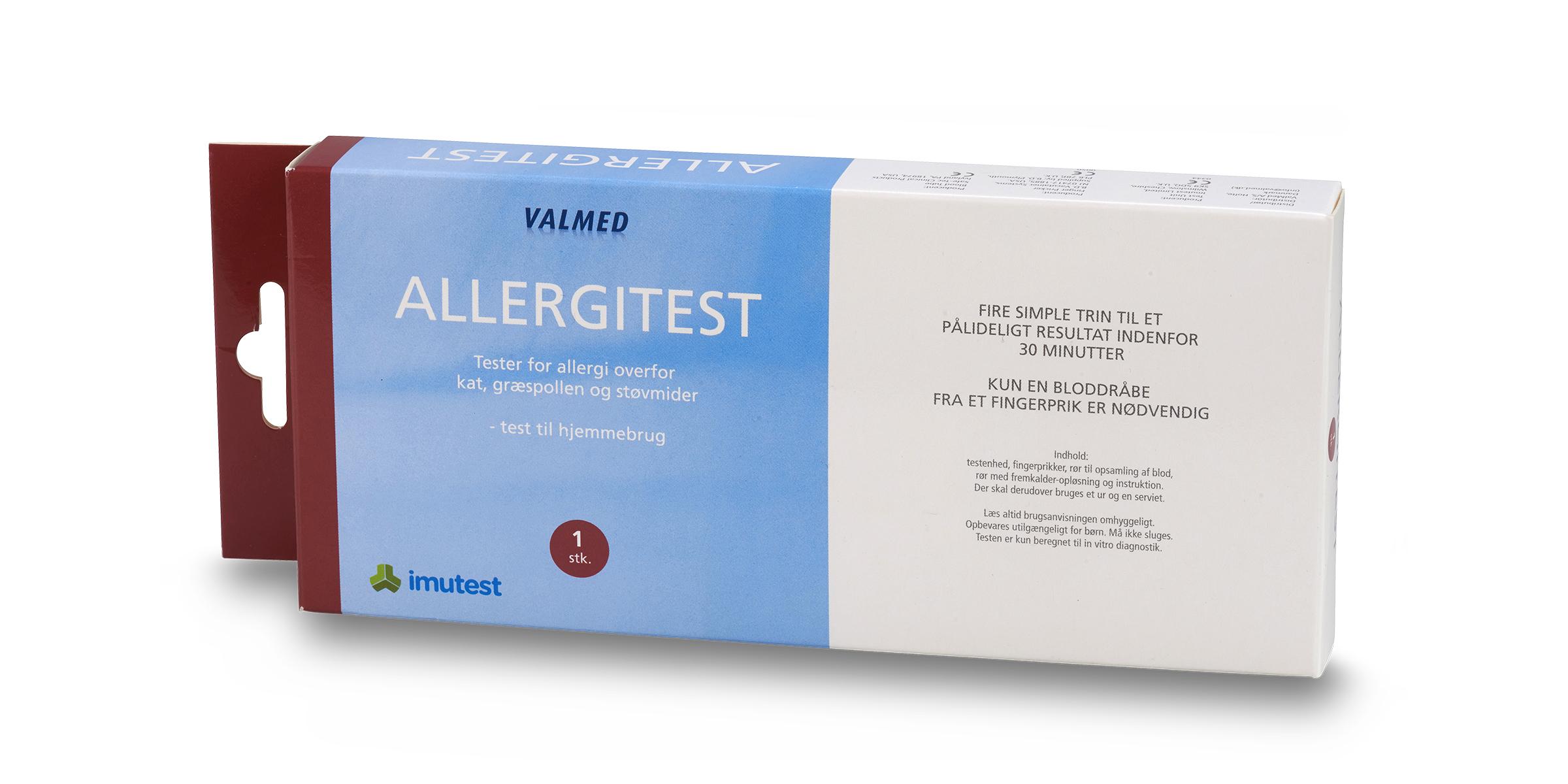 allergitest