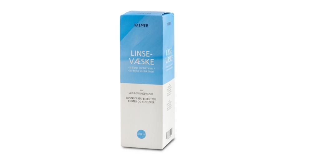 Linsevæske 360 ml (dansk)