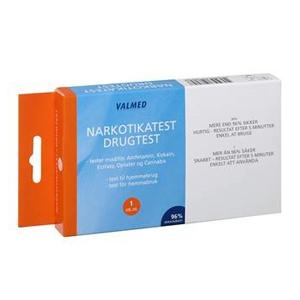 Narkotikatest