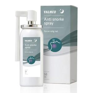 Anti snorke spray
